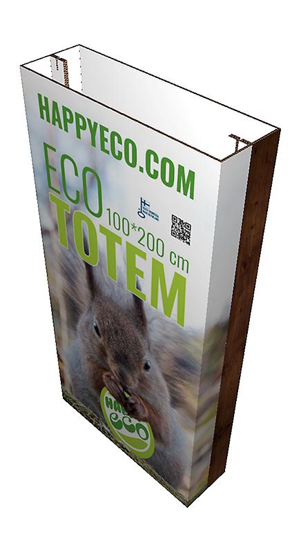 Happyeco Eco Totem 100x200cm
