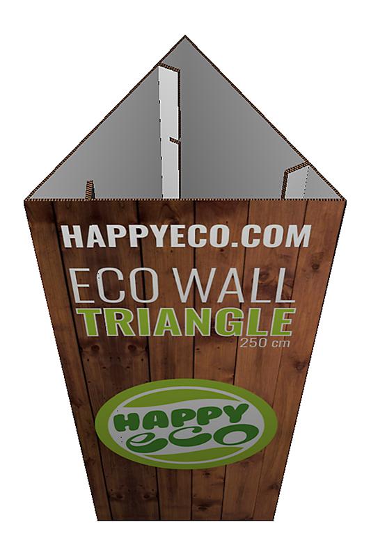 Happyeco Eco Wall Triangle