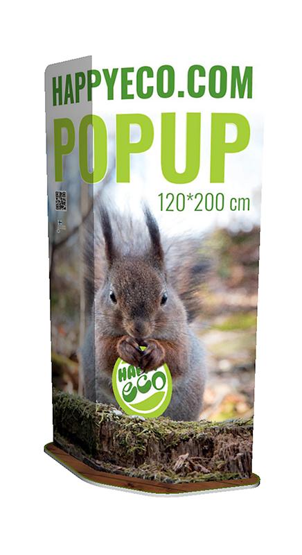 Happyeco PopUp 120x200cm